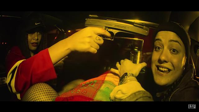 """""""Essa Noite"""" é novo clipe da Tati Botelho. #ZicadaCatarina"""
