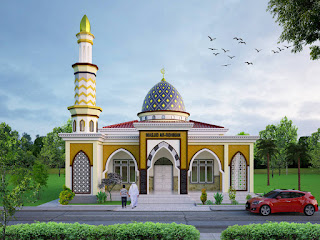 download file autocad masjid