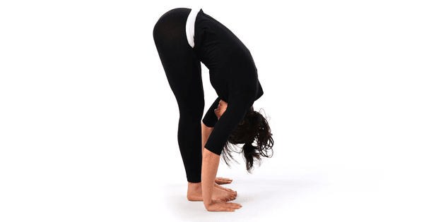 Hasta Padasana (Hand to Foot pose)