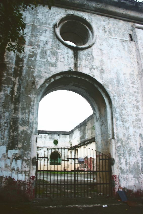 A haunted place in Intramuros
