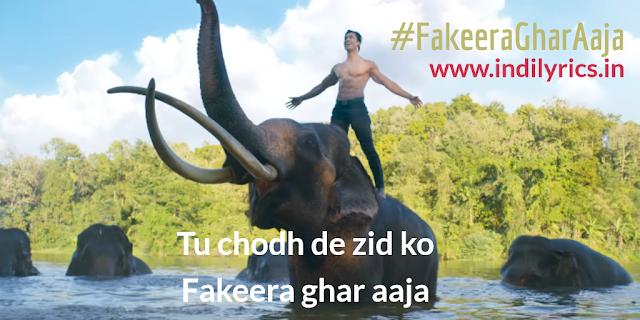 Fakeera Ghar Aaja | Junglee | Song Lyrics with English Translation & Real Meaning | Jubin Nautiyal, Vidyut Jammwal