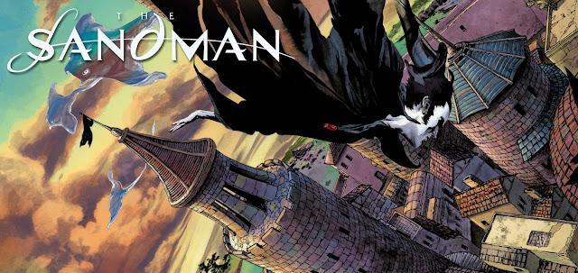 Descargar comic The Sandman [Español] [Comic] [Mega] [2021]