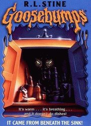 Goosebumps #30 It Came from Beneath the Sink! PDF Download
