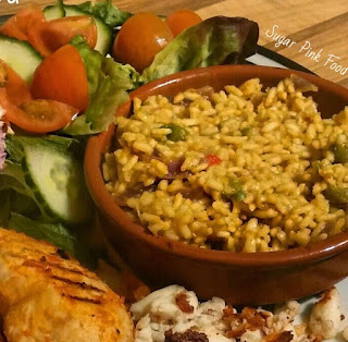 Spicy Rice recipe slimming world nandos