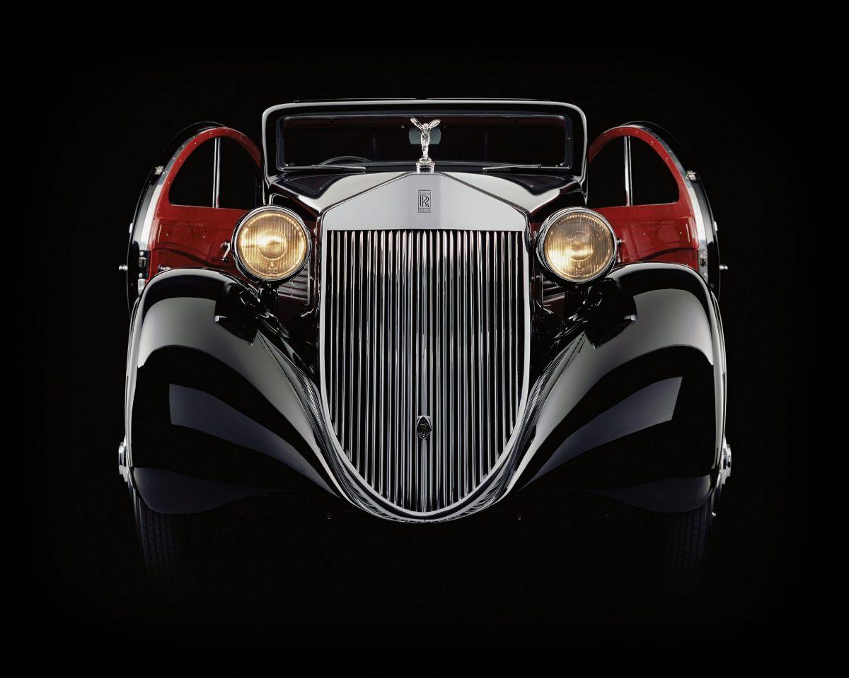 1925 rolls royce phantom i jonckheere coupe vintage everyday. Black Bedroom Furniture Sets. Home Design Ideas