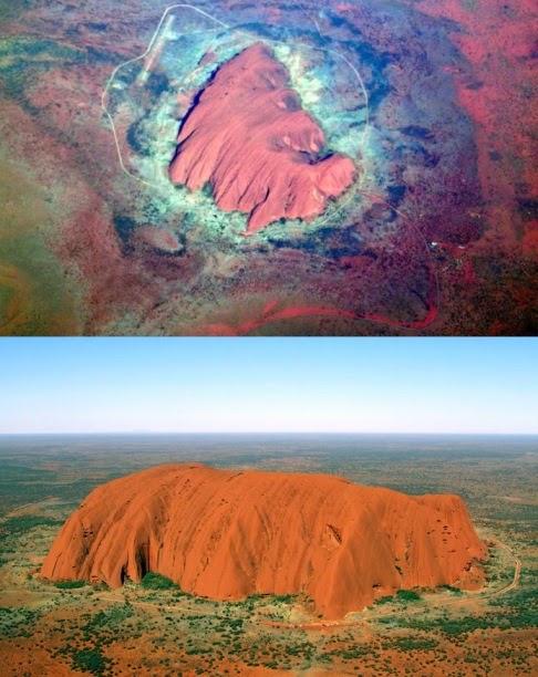 Айерс-Рок Australia