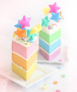 Pastel Layer Cake