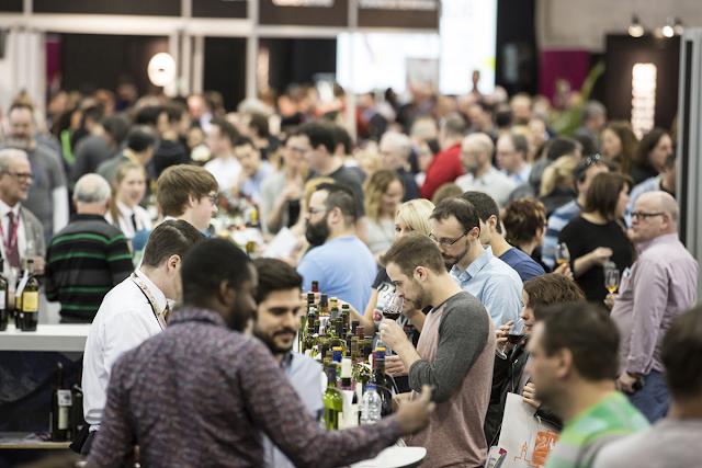 Salon international des vins et spiritueux de Québec 2017