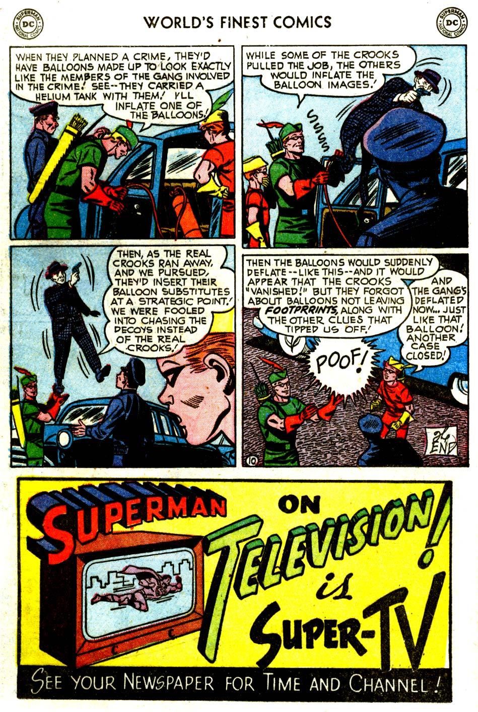 Read online World's Finest Comics comic -  Issue #68 - 36
