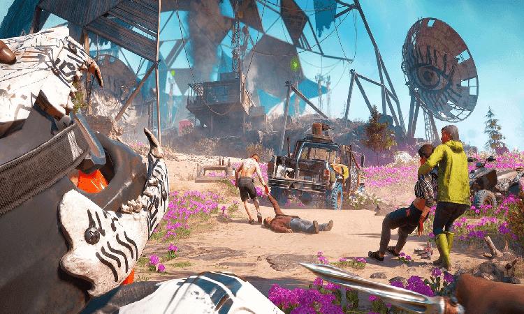 تحميل لعبة Far Cry New Dawn