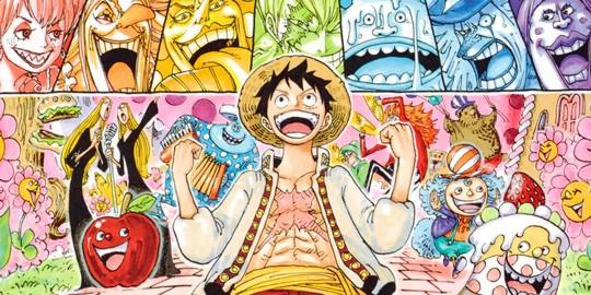 One Piece, Manga, Actu Manga, Eiichiro Oda, Shueisha,