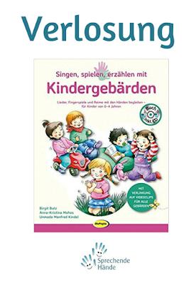 Buch Tipp - Babyzeichen Babygebärden Babyzeichensprache Kindergebärden