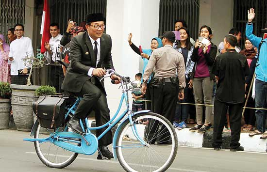Niat Ridwan Kamil di Depan Syahwat Partai Politik