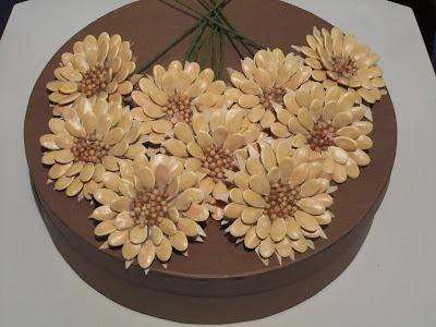 Stelledilatta margherite di semi di zucca for Semi di fiori