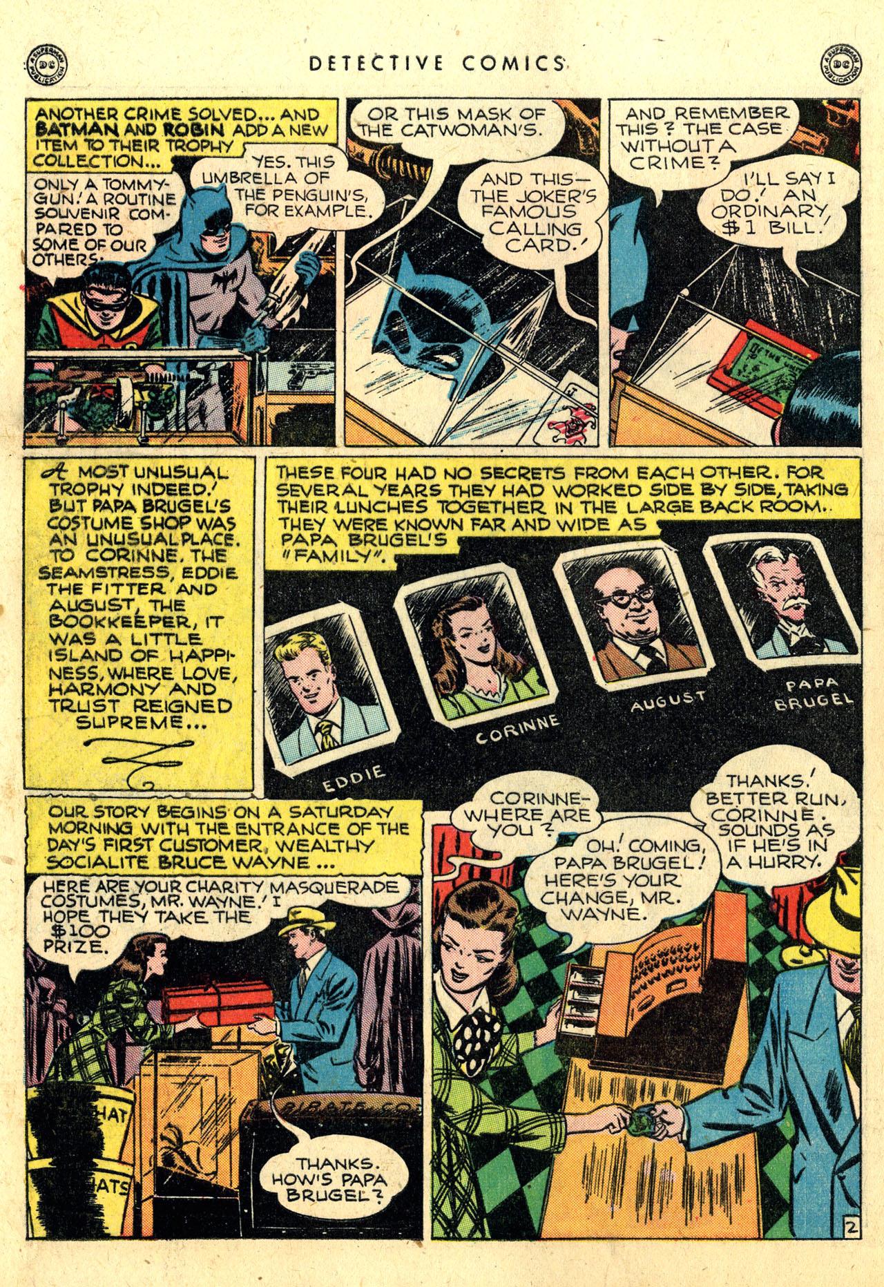 Read online Detective Comics (1937) comic -  Issue #112 - 4