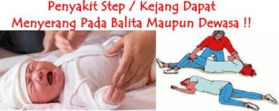 Anak Sering Step, Inilah Cara Mengatasi Step Pada Anak Paling Ampuh dan Efektif