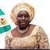 Rochas Okorocha swears in sister as commissioner for Happiness