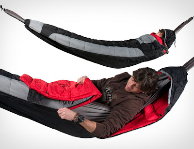 Creative Sleeping Bags and Unique Sleeping Bag Designs (10) 10