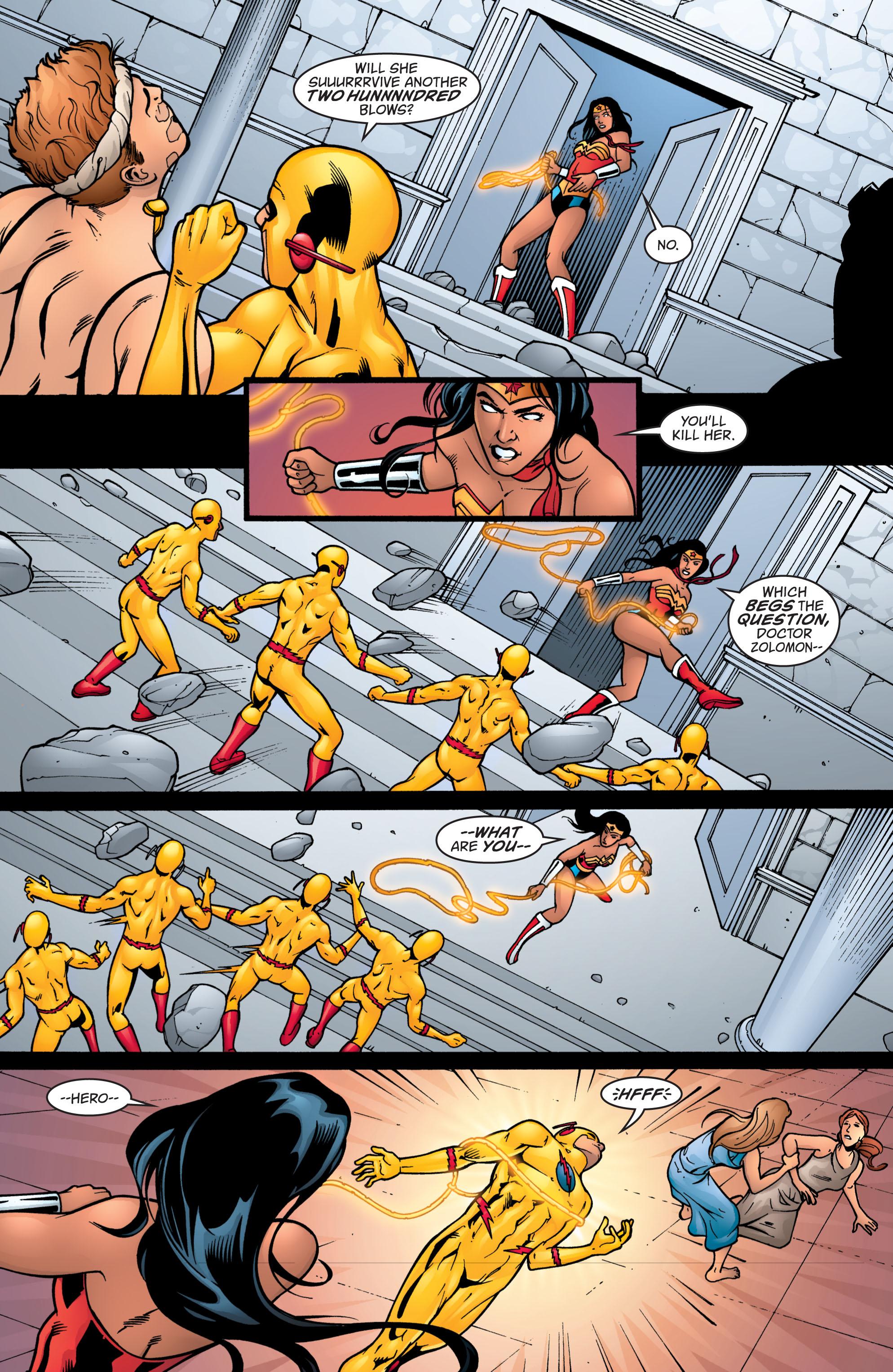 Read online Wonder Woman (1987) comic -  Issue #214 - 16