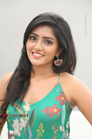 Actress Eesha Latest Pos in Green Floral Jumpsuit at Darshakudu Movie Teaser Launch .COM 0147.JPG