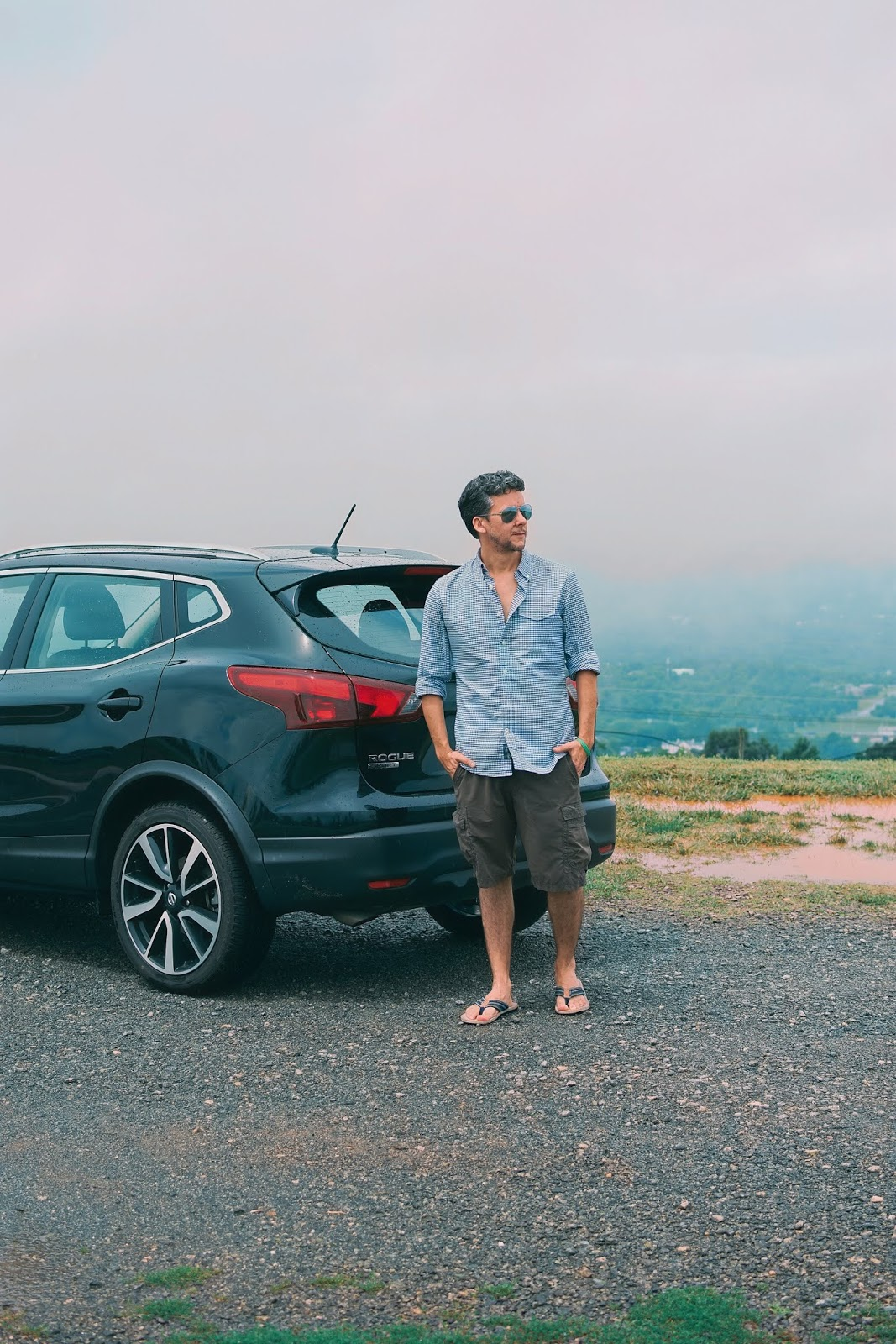 Road Trip With Nissan by Mari Estilo