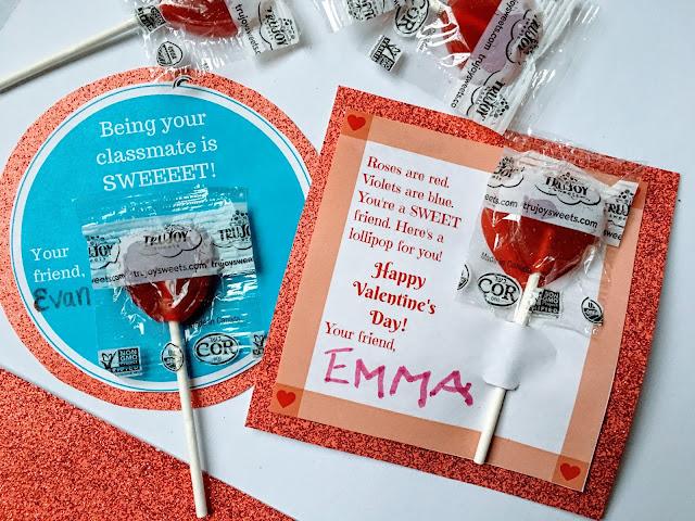 Allergy Friendly Valentine's Candy