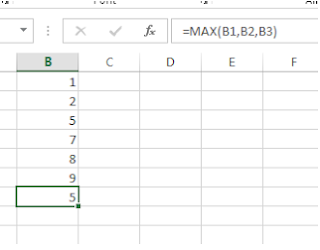 Microsoft Excel Formulas in English Detail