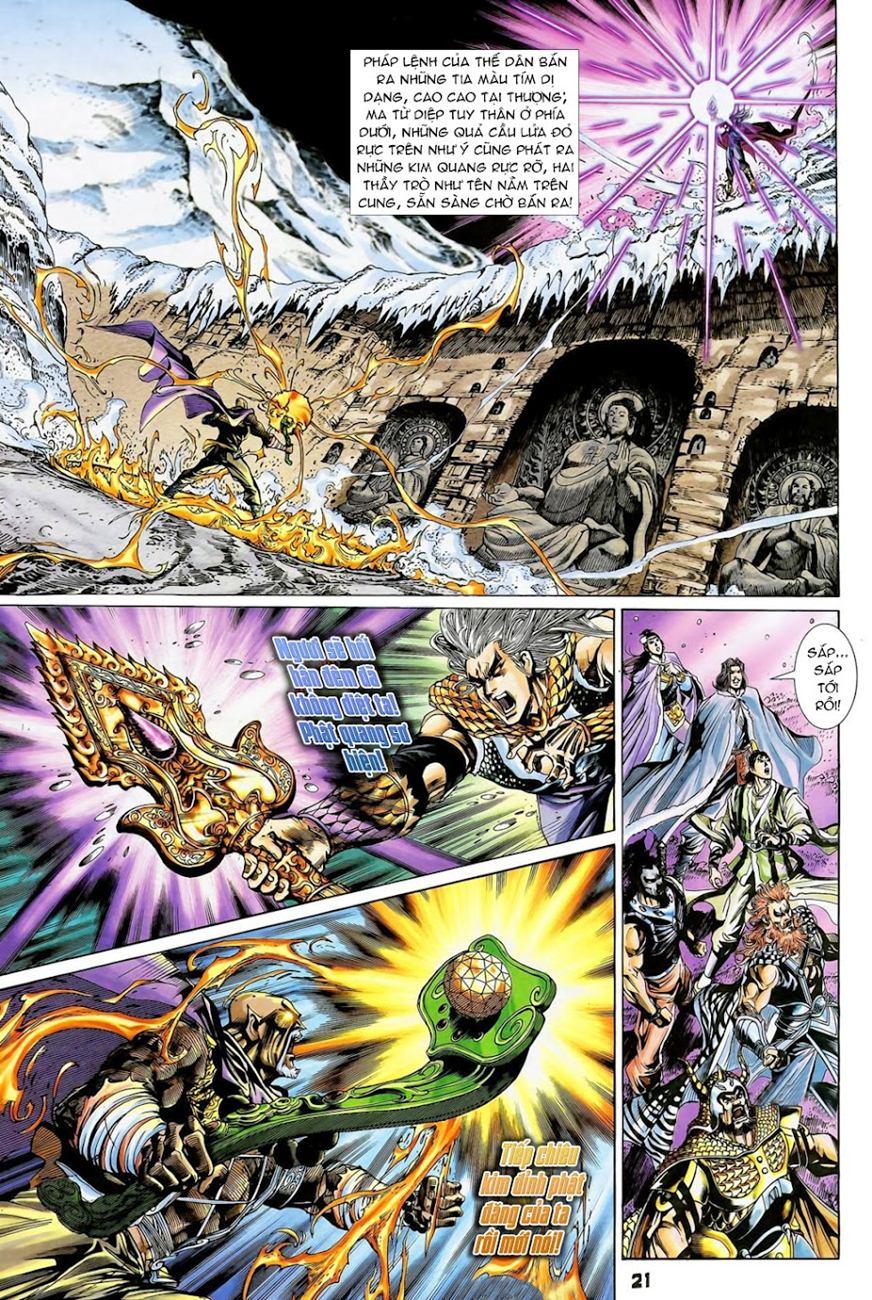 Đại Đường Uy Long chapter 99 trang 21