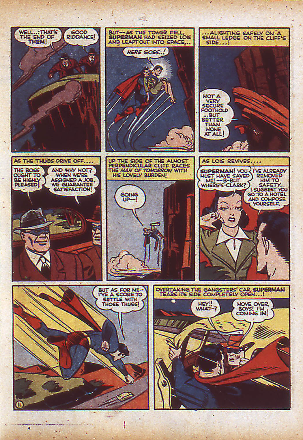 Read online Action Comics (1938) comic -  Issue #43 - 13