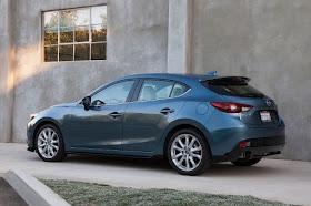 2016 Mazda 3 Hatchback Review 2