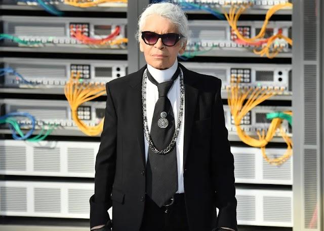 Karl Lagerfeld, Chanel fashion designer is dead