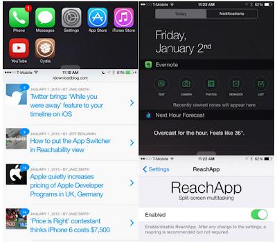 Cara Menggunakan Screen Split View Multitasking di iPad, Begini caranya