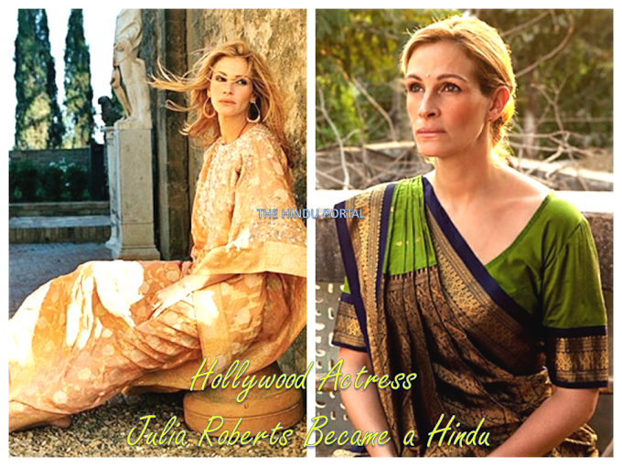 Why Most glorious Hollywood Actress Julia Roberts Embraced Hinduism