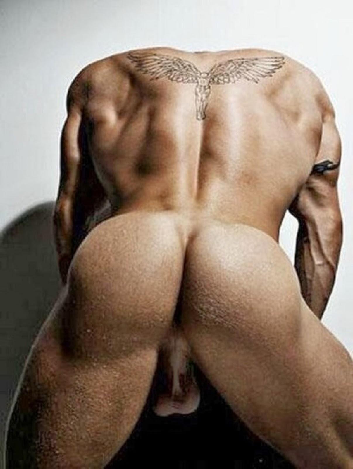 Gay ass men bubble butts pics and pics