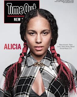 Alicia Keys Time Out JasonSantoro