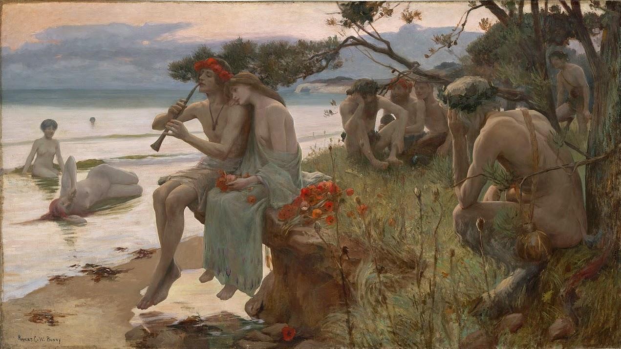 Resultado de imagen para rupert bunny paintings