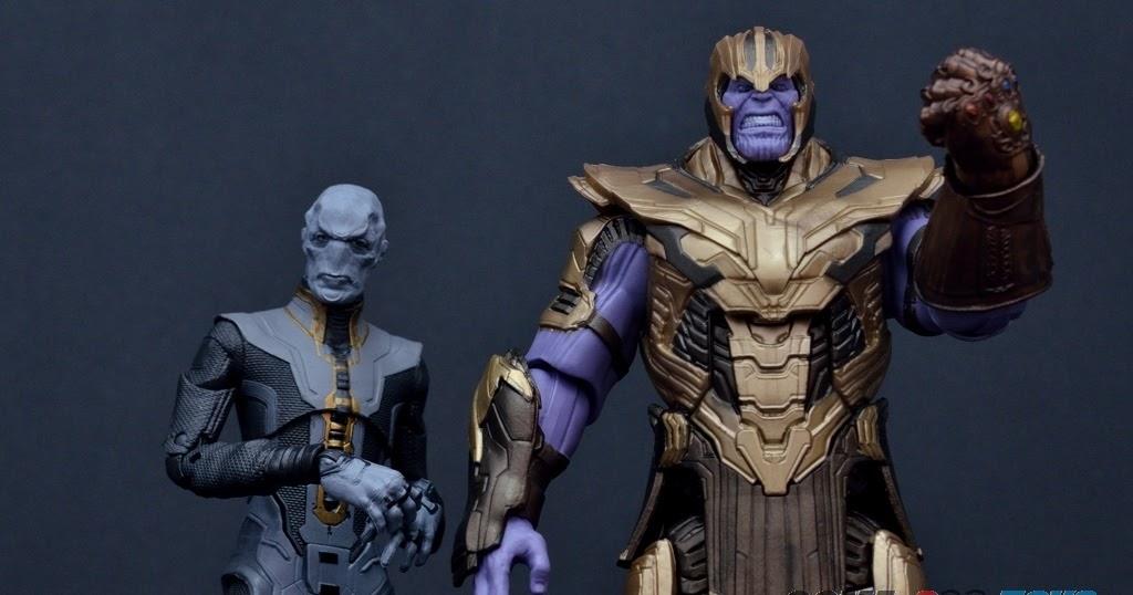 Marvel Legends Infinity War Armored Thanos Left Leg BAF Piece Only Ebony Maw