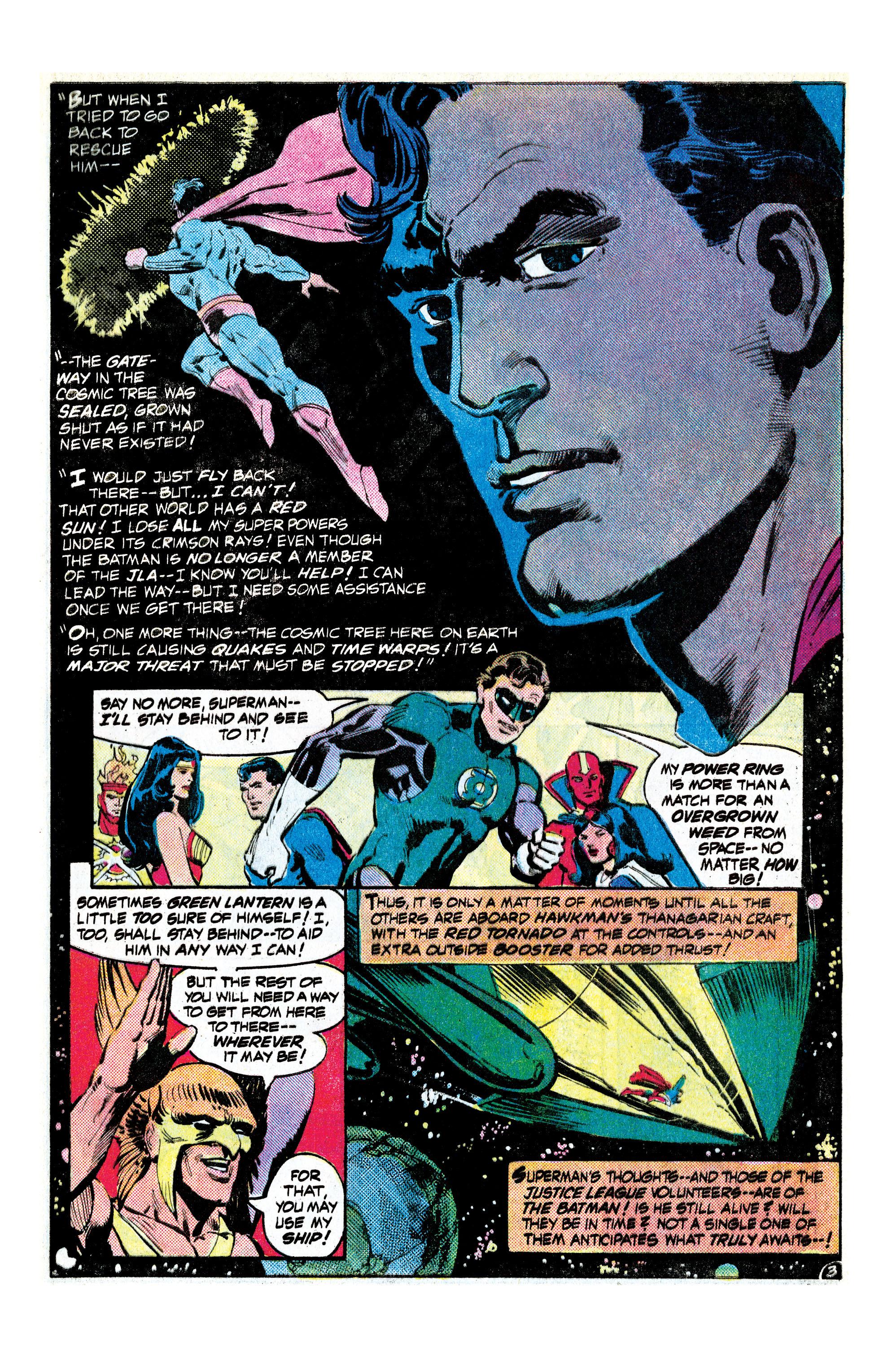 Read online World's Finest Comics comic -  Issue #300 - 4