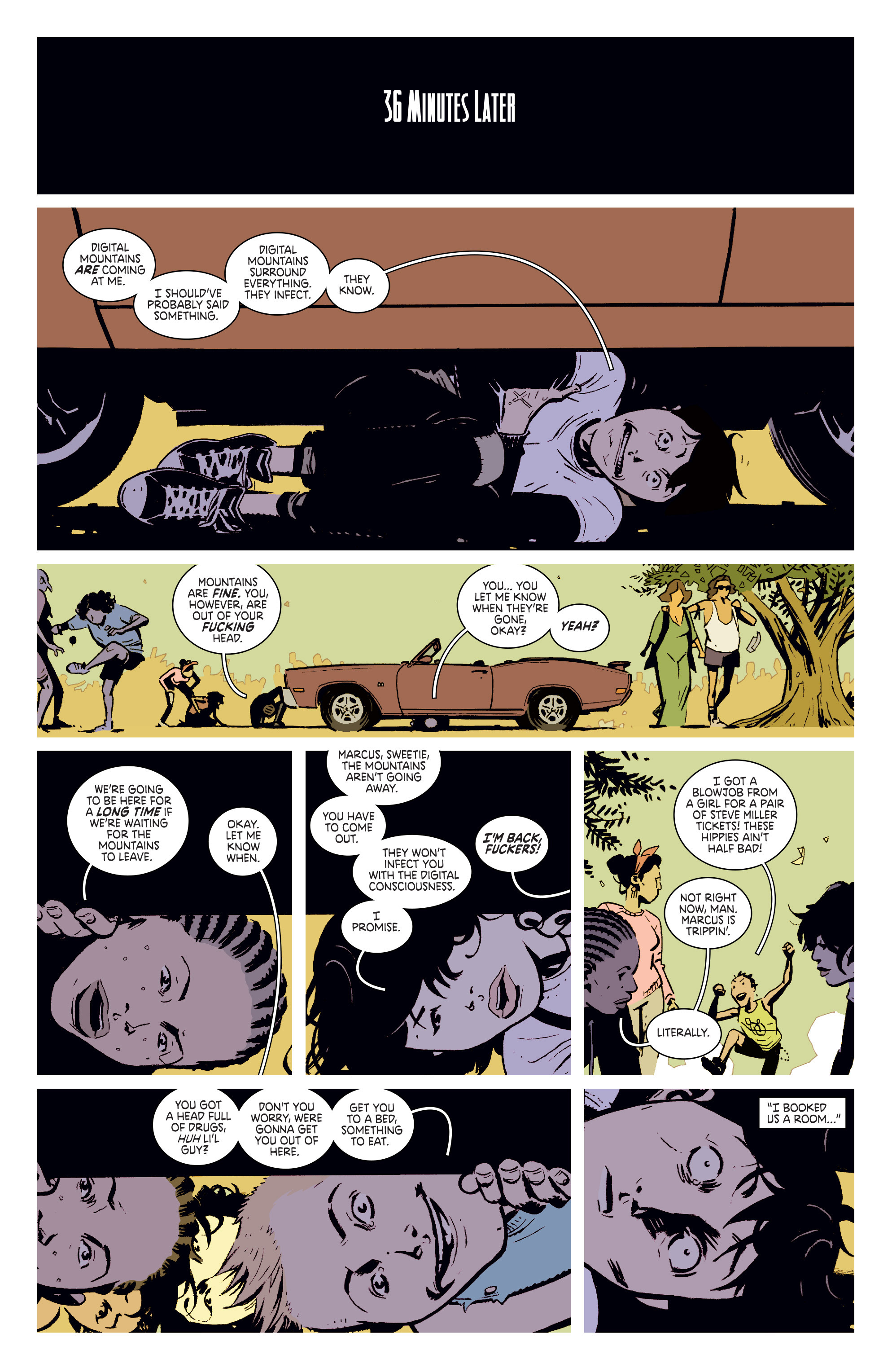 Read online Deadly Class comic -  Issue #4 - 19