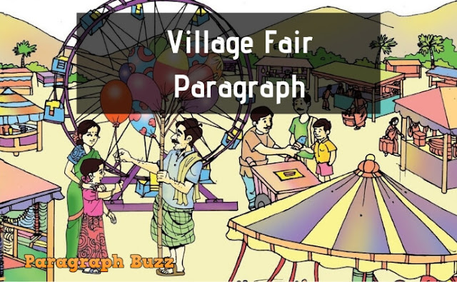 Village Fair Paragraph