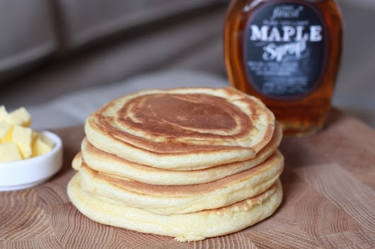 How To: Perfect Fluffy Pancakes