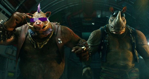 Bebop y Rocksteady