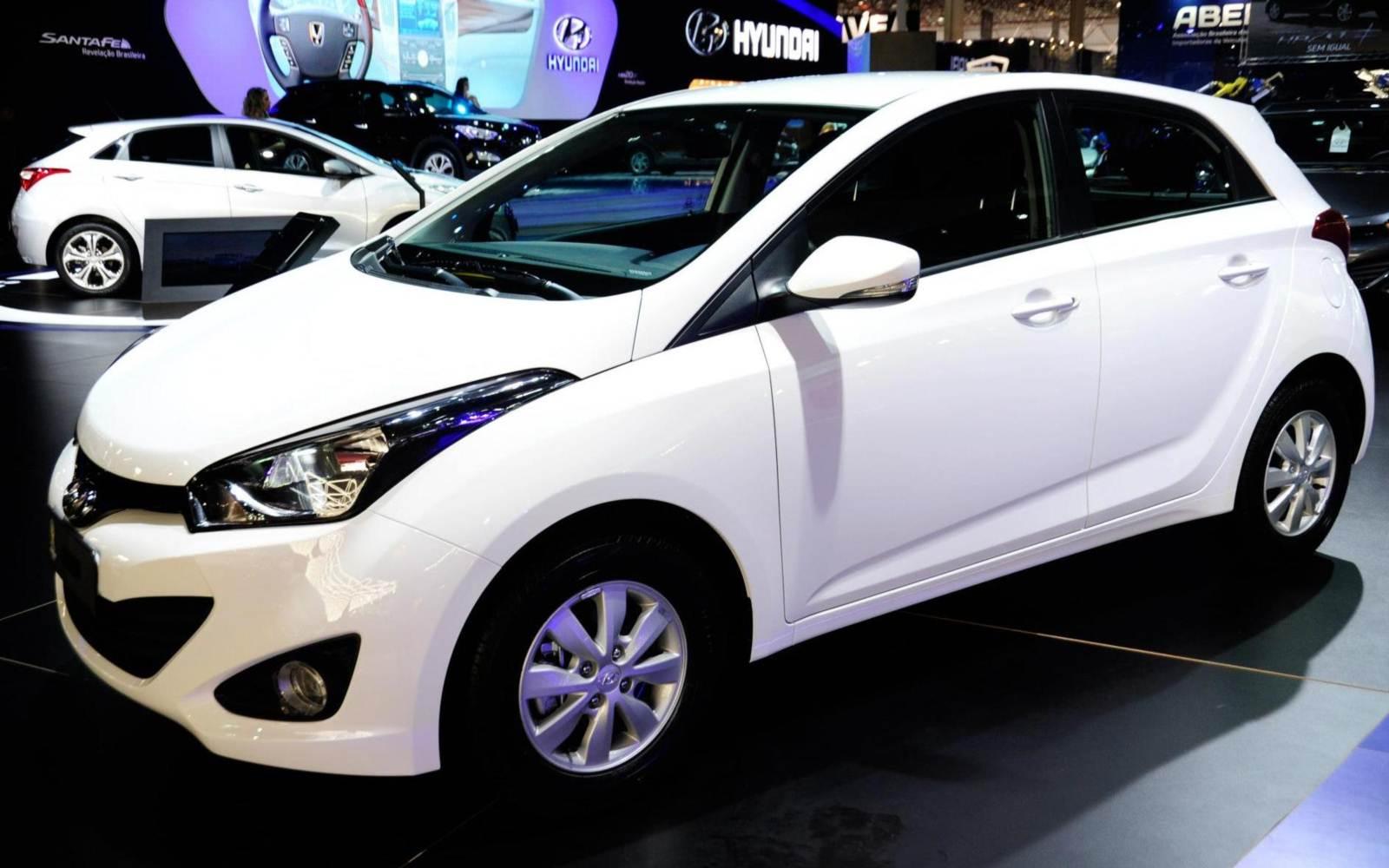 Pz C  Hyundai Hb20