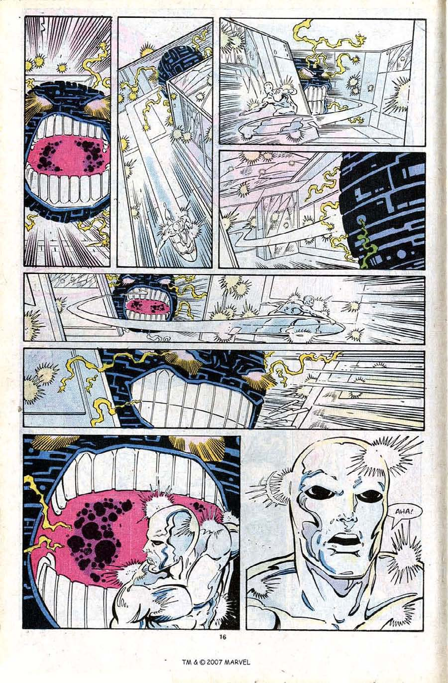 Read online Silver Surfer (1987) comic -  Issue #24 - 18