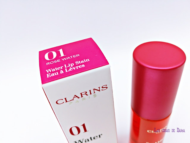 Water Lip Stain Clarins labiales maquillaje makeup belleza