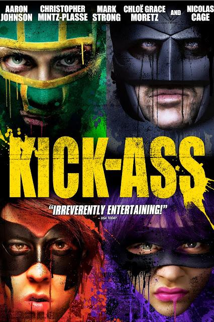 Kick-Ass เกรียนโคตรมหาประลัย [HD][พากย์ไทย]