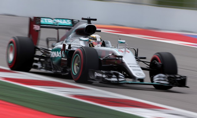 Hasil Kualifikasi GP F1 Silverstone, Inggris : Hamilton Tercepat, Rio Diatas Pascal