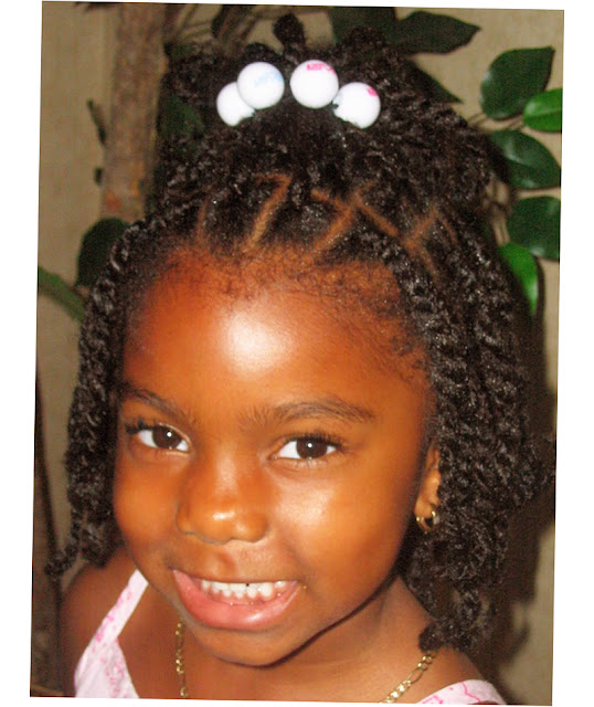 Kids Hairstyles For African American Girls Best Picture