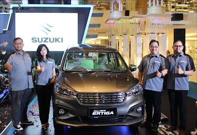 Launching All New Ertiga di Bandung