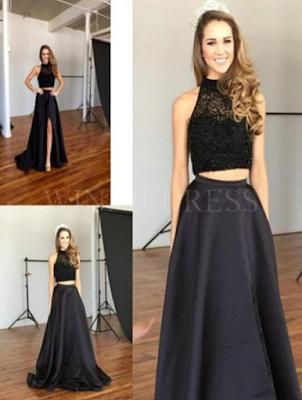 http://www.winniedress.com/black-high-neck-beaded-illusion-bodice-satin-skirt-high-slit-two-piece-prom-dress-wnpd0489.html